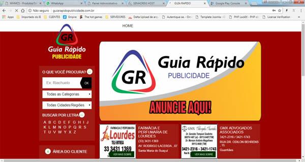GUIA RAPIDO