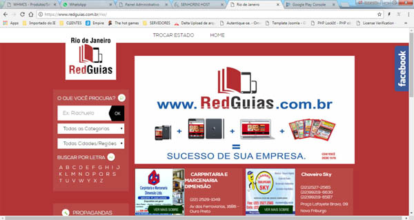 RED GUIAS